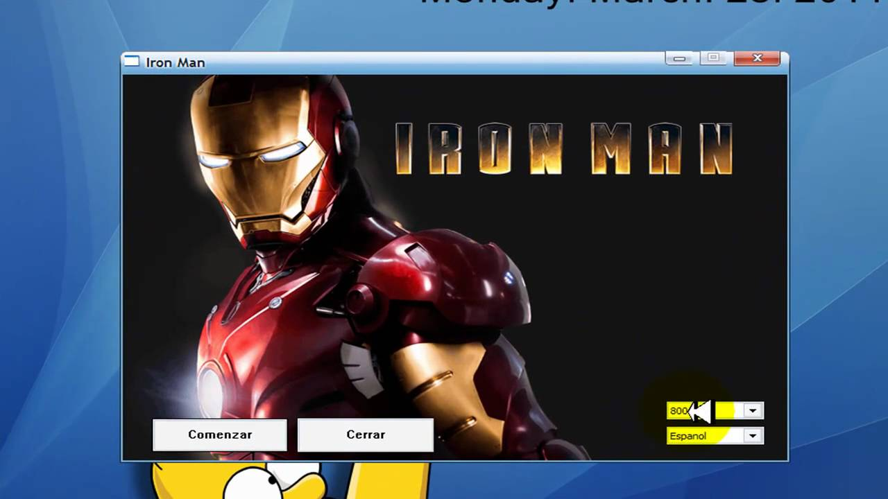 Descargar Iron Man The Game En Espaol 1 Link Para Pc