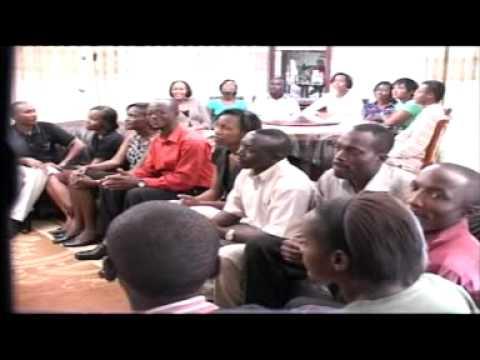 Christ Ambassadors Choir - Kwetu Pazuri
