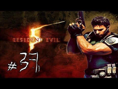 Resident Evil 5 Walkthrough / Gameplay with LazyCanuckk Part 37 - Gumbercules III: With A Vengeance