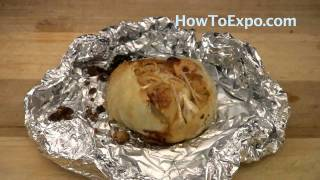 Quick Tips Roasted Garlic (How To Roast Garlic)