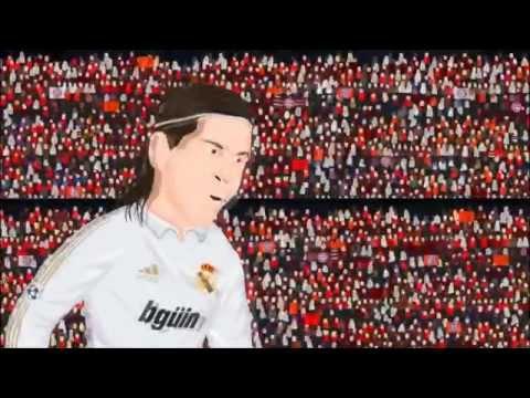 Bayern Munich 0 4 Real Madrid  30-04-2014 Parodia (Sergio Ramos)