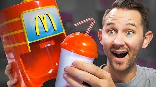 McDonald's Mcflurry Machine! | 10 Crazy eBay Items