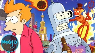 Top 10 Cartoons That Were Cancelled For Ridiculous Reasons