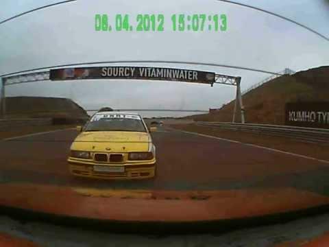vrij rijden zandvoort kadett C 8-4-2012