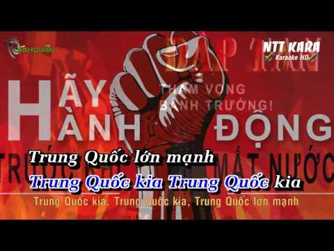 [Karaoke] Trung Quốc Sai Rồi (chế Con Bướm Xuân)
