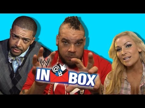 "WWE Superstars and Divas answer your questions - ""WWE Inbox"" Episode 11"