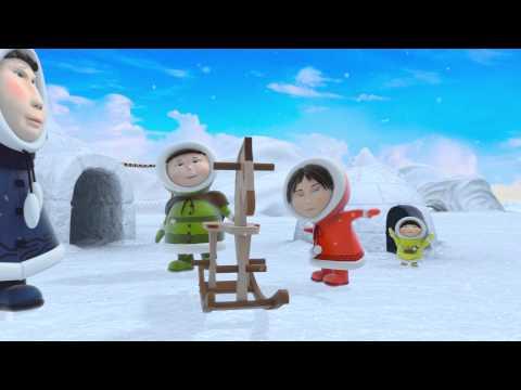 Eskimáčka séria 2 - 16. Koník