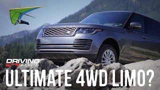 2018/2019 Land Rover Range Rover HSE Td6 Off-Road Review
