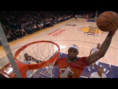 Top 10 NBA Dunks: December 2013