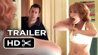 Blended Official Trailer #1 (2014) Adam Sandler, Drew