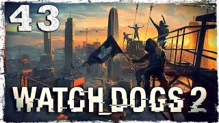 Watch Dogs 2. #43: Переполох на барже.