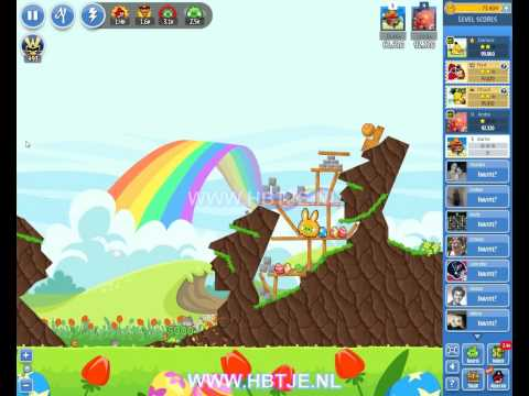 Angry Birds Friends Tournament Level 2 Week 100 (tournament 2) no power-ups