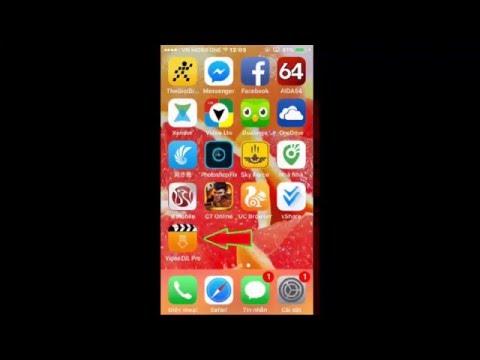 Hướng dẫn cài phần mềm tải video trên iOS