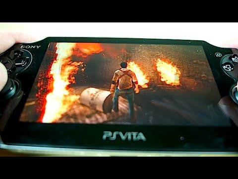 PS VITA Review Part 3 - Gaming Hardware & User Interface