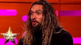 Jason Momoa Wows Hugh Grant With Some Dothraki | The Graham Norton Show