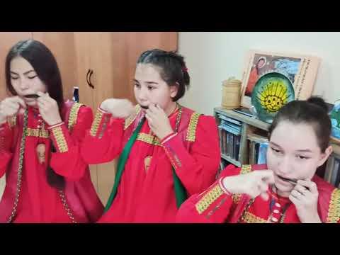 Музыкальная онлайн-гостиная «Звуки Шории»