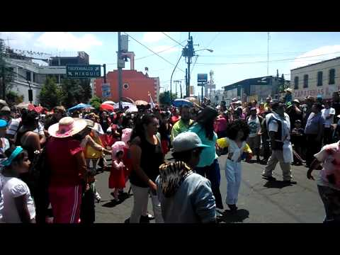 Auténticos Amigos del Carnaval (Tláhuac) 2015 (2)