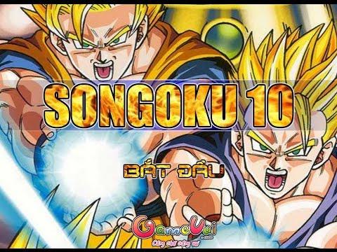 Cùng chơi Songoku 10 Dragonball 7 viên ngọc rồng - cu lỳ chơi game #35 - funny gameplay