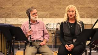 How To Finger The Highest Note On A Clarinet : Flute