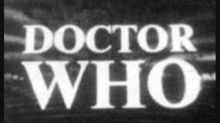 Doctor Who Theme Tune 1963-1969 By Ron Grainer And Delia