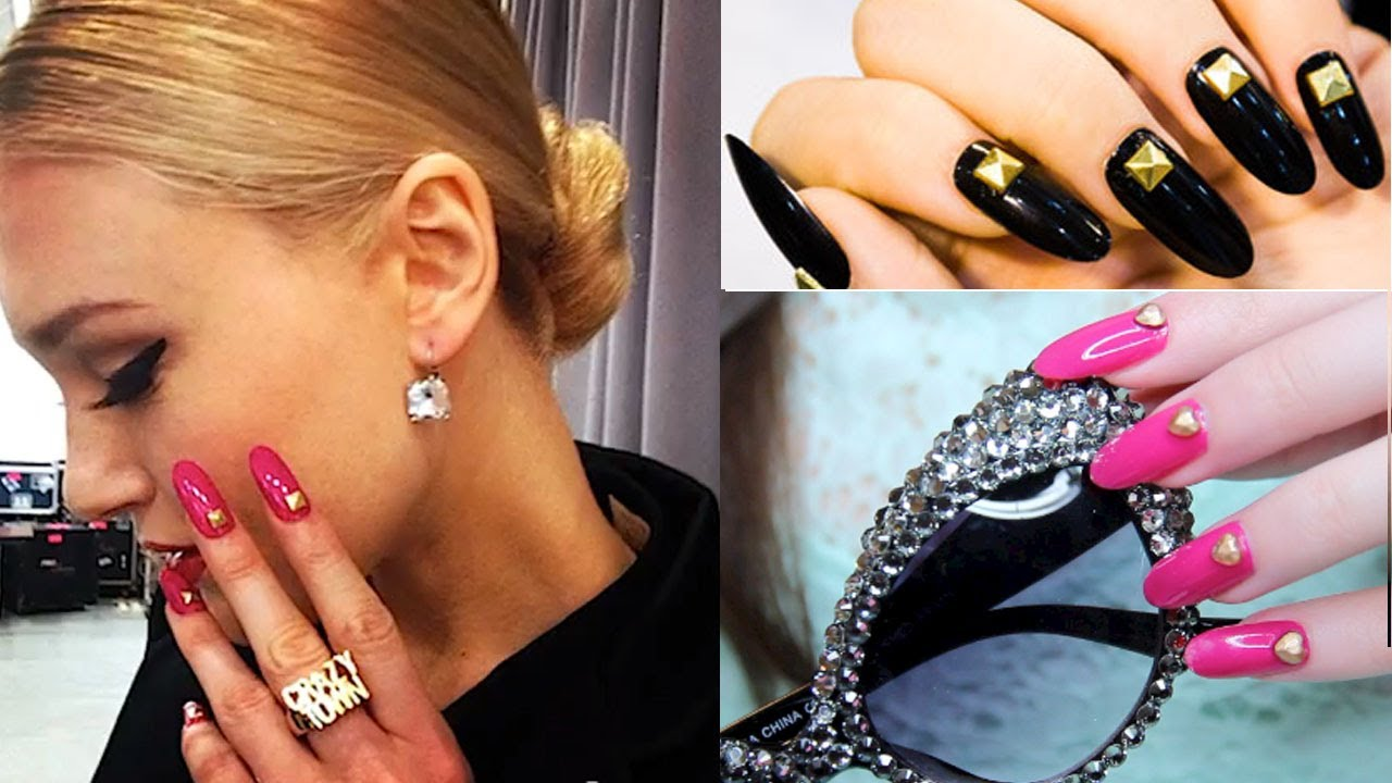 Beyonce Pointy Nails Lady gaga pointy nails.