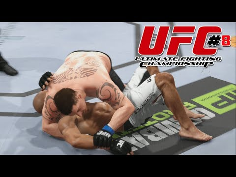 EA SPORTS UFC #8 | SUBMISSÃO ATRÁS DE SUBMISSÃO (PS4 HD/1080p)