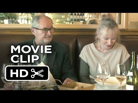 Le Week-End Movie CLIP - Lunch (2014) Jim Broadbent, Lindsay Duncan Movie HD