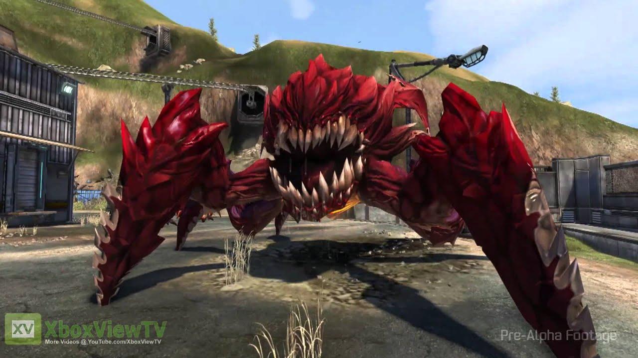 Defiance - Combat Gameplay Debut Trailer (2012) FULL-HD