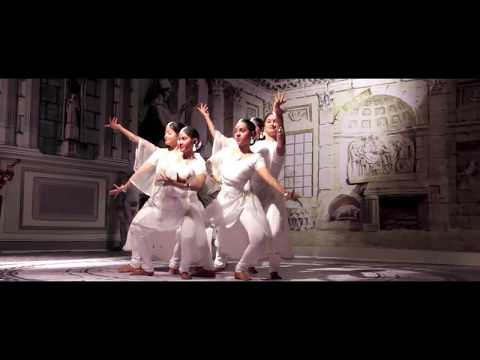 'Yahova Na Mora' - The Indian Classical Dance Version - Music Video
