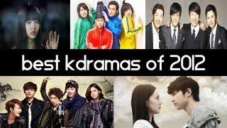 Top 5 Korean Dramas Of 2012 Top 5 Fridays