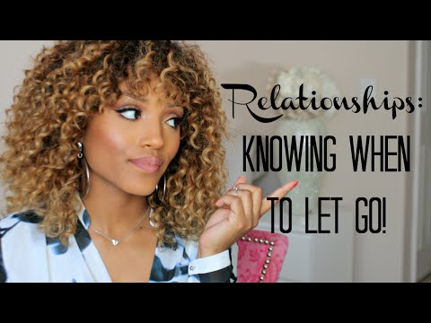 MissyLynnSpeaks: Toxic Relationships- Knowing When To Let Go