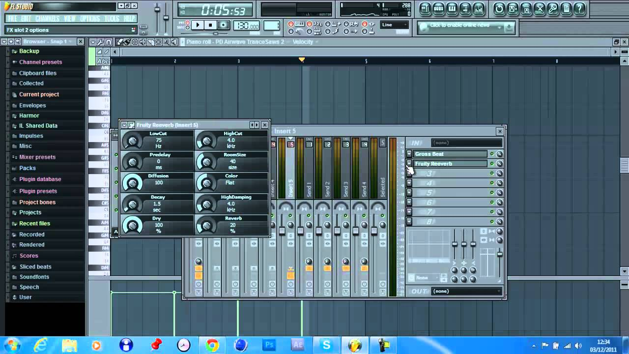 how to make uplifting trance pads in fl studio