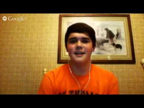 Meet Kirby Davis from the Sonny Rollins Meets His Fans Google Hangout