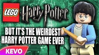 Lego Harry Potter but it's the weirdest Harry Potter game ever