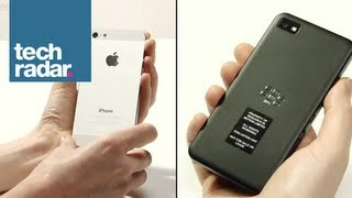 BlackBerry Z10 Vs IPhone 5: Comparison Review Of Price