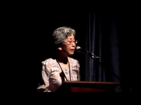 Introduction by Dr Keiko Tamura - Internment Symposium