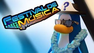 Trucos Del Festival De Música 2014 En Club Penguin