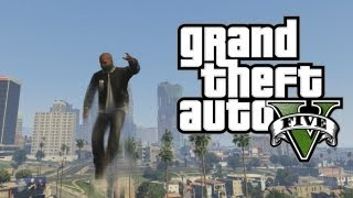 GTA 5 Super Jump Cheat Code (Xbox 360 & PS3) GTA V