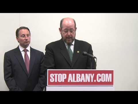 STOP Albany: End the Mandate Madness