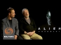 """""""Its grotesque!"""" - Alien: Covenant stars talk scary new film"""
