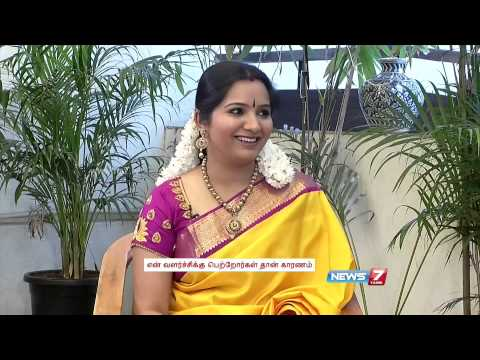 Varaverparai: Carnatic and playback singer Mahathi
