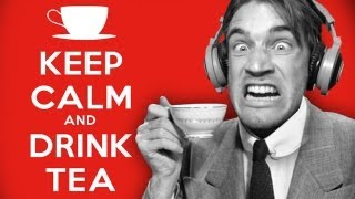 KEEP CALM AND MAKE TEA! (AmpuTea)