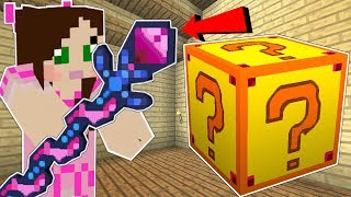 Minecraft: FORTUNE LUCKY BLOCK!!! (BECOME RICH OR BLOW YOURSELF UP!) Mod Showcase