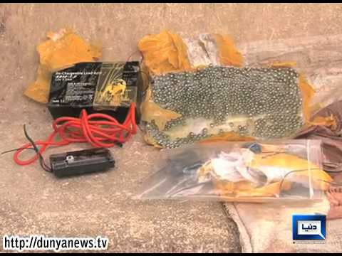 Dunya News-Karachi bomb disposal squad personnel,example of courage and valor