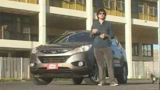Hyundai Tucson Test Martín Sacán