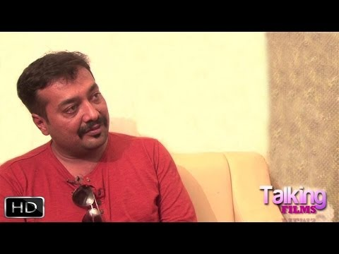 The Intention Was Not To Become The Poster Boy - Anurag Kashyap