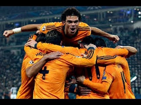 Pepe great goal  Real Madrid vs Espanyol 1-0 HD 12-01-2014