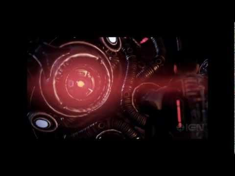 Mass Effect 3 - Rannoch Reaper Conversation