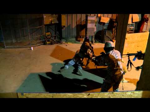Tactical Training with Progressive Combat Solutions - USAF Security Forces