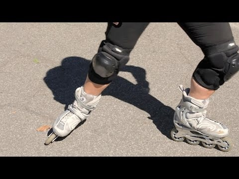 How to Power Slide on Rollerblades | Roller-Skate